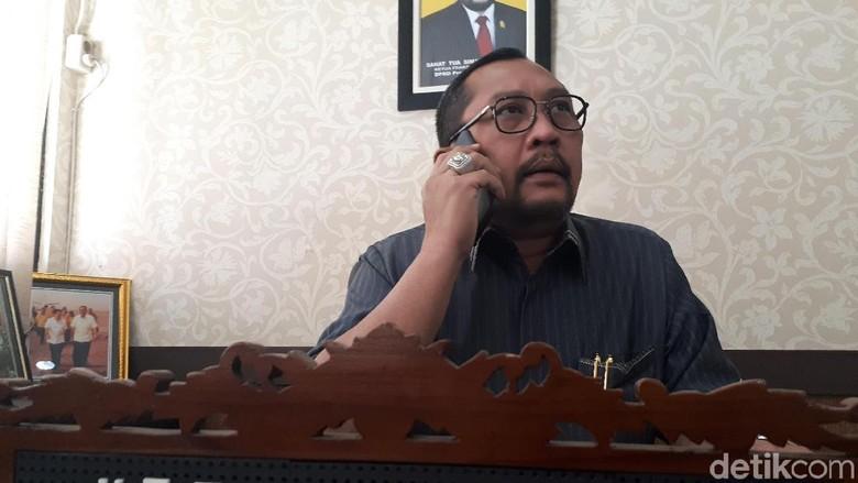 Setya Novanto Ditahan KPK, Golkar Jatim: Kita Standby Tunggu DPP