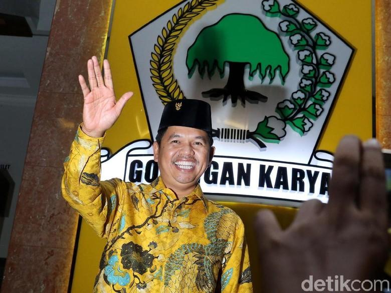 Dedi Mulyadi Pimpin Rapat di Subang Bahas OTT Bupati