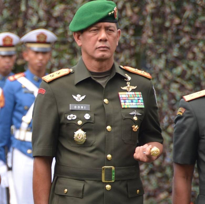 Pangdam Siliwangi : Jajaran TNI Jangan Ditarik Dalam Politik Praktis!