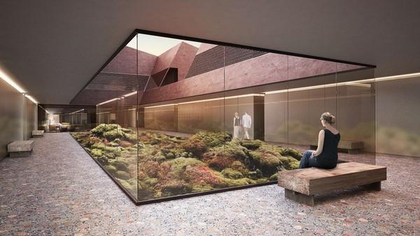 Inilah destinasi berupa resor yang dilengkapi spa sensorik alami. Dijamin perjalanan Anda ke Islandia tak akan terlupakan (Johannes Torpe Studios/CNN Travel)
