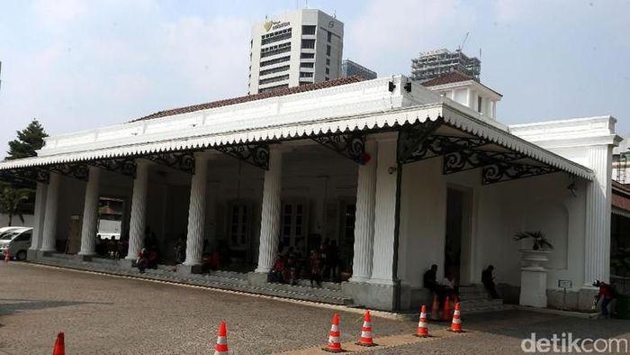 Gedung Balai Kota DKI/Foto: Muhammad Fida Ul Haq/detikcom