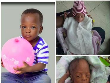 Lahir prematur, bocah ini bisa bertahan dan sekarang dia udah sebesar ini. (Foto: Instagram/ @murburlar)