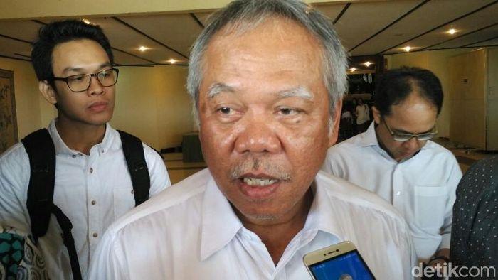 Menteri PUPR, Basuki Hadimuljono (Foto: Usman Hadi/detikcom)