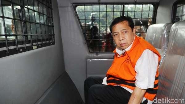 Golkar: Novanto Bilang Tak Sesen Pun Duit e-KTP Masuk ke Partai