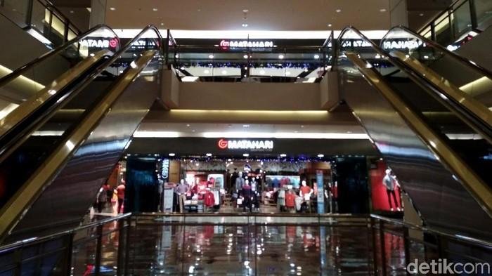 PT Matahari Department Store Tbk (LPPF) kembali melakukan penutupan toko. Kini giliran di Mall Taman Anggrek.