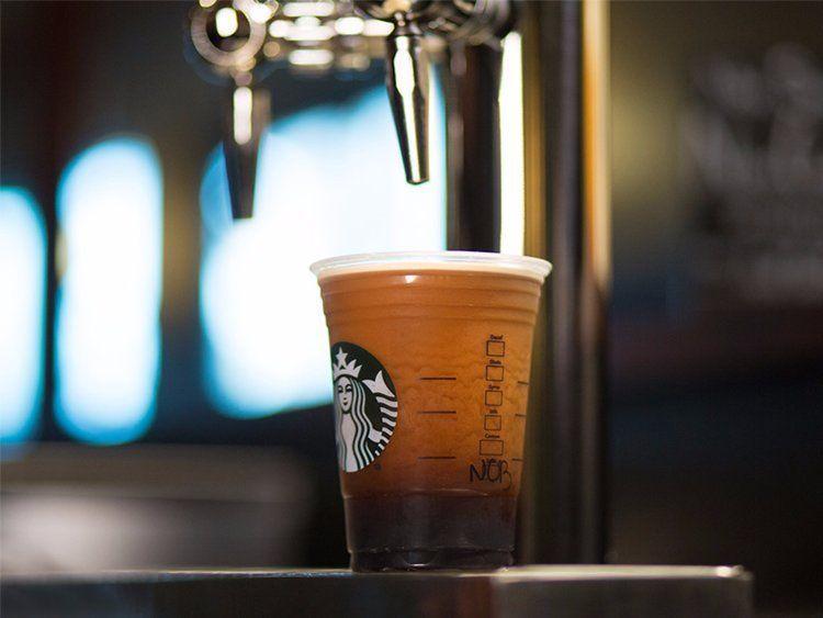 kafein kopi Starbucks