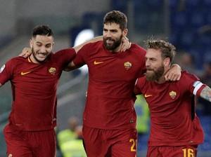 Lazio Sudah, Roma Kini Bidik Atletico
