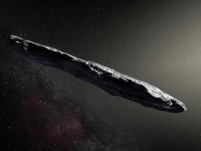 Oumuamua (European Southern Observatory/ESP/M Kornmessera)