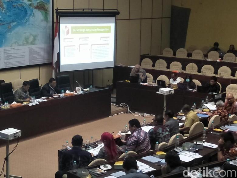 DPR Bahas Revisi PKPU dengan Kemendagri-KPU-Bawaslu