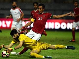 Tanpa Hansamu, Siapa Kapten Timnas U-23 Lawan Singapura?