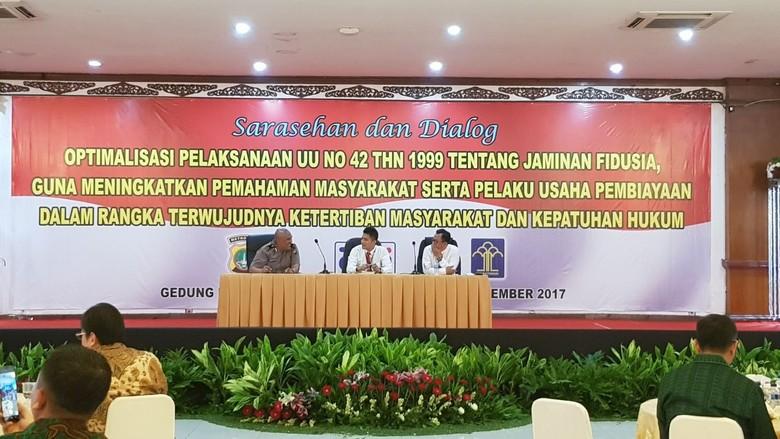 Polda Metro Terima 594 Laporan Terkait Fidusia Selama 2017