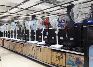 Promo Kipas Angin dan Pendingin Udara dari Transmart Carrefour