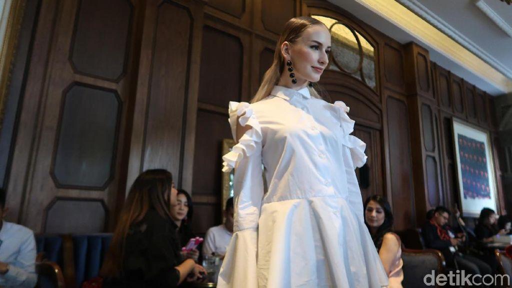 Barli Asmara Rilis Koleksi Dress Harga Terjangkau, Mulai Rp 450 Ribu