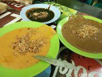 Sedapnya Sate Memeng dengan Bumbu Kacang dan Sate Padang dari Medan