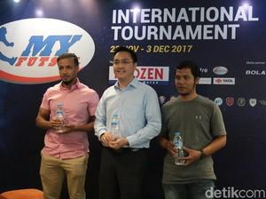 Turnamen Futsal Internasional Digelar di Jakarta, Ada Tim Malaysia