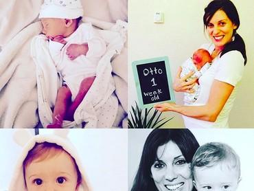 Perjalanan si kecil Otto yang lahir 4 minggu lebih awal dari perkiraan hari lahir. (Foto: Instagram/ @mommyandtoot)