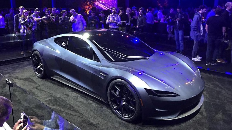 Tesla Roadster (Foto: Reuters/Alexandria Sage)