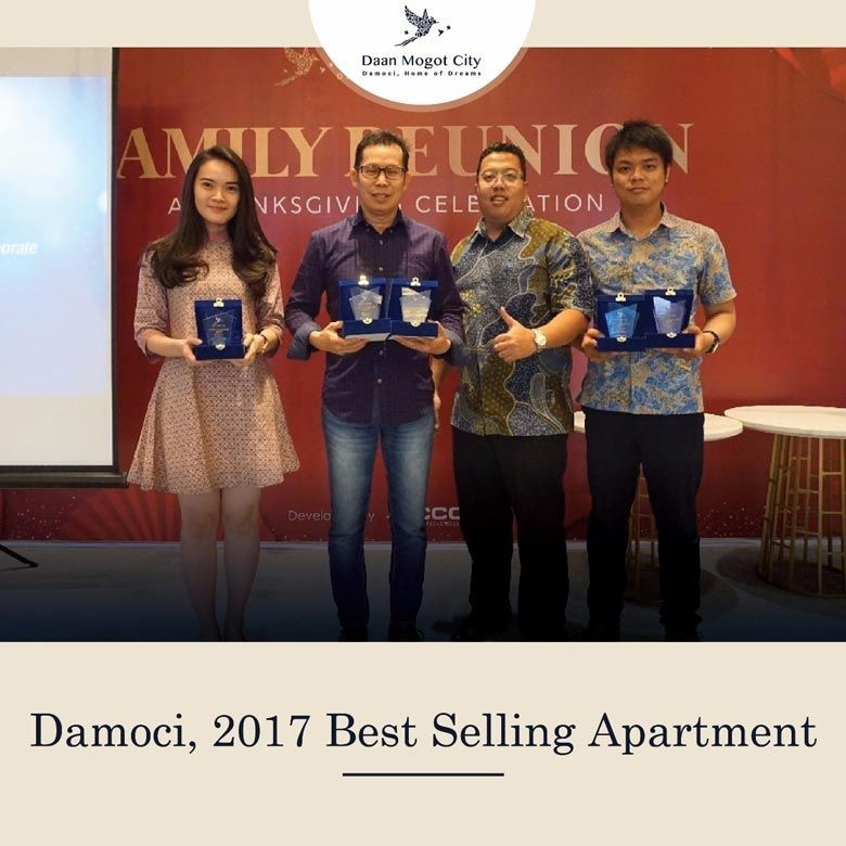 Daan Mogot City, Apartemen yang Paling Diminati di Jakarta Barat