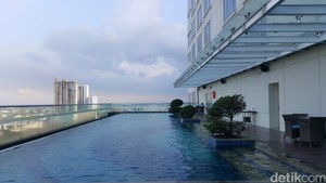 Aneka Fasilitas yang Memanjakan Tamu di Hotel JW Marriott Medan