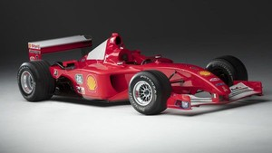 Dilelang, Ferrari Schumacher Ini Laku Rp 101 Miliar