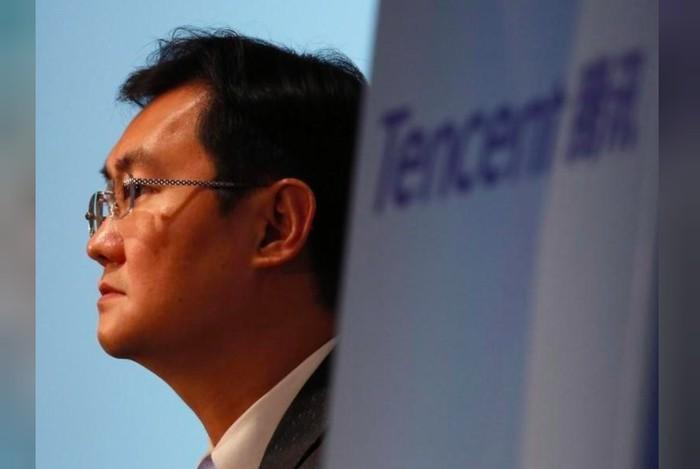 Ma Huateng, pendiri Tencent. Foto: Reuters