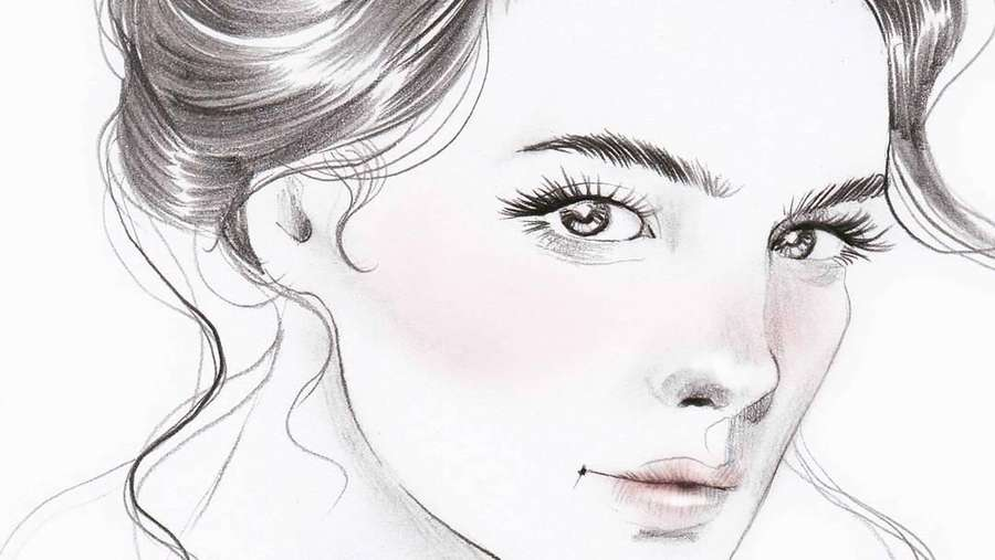 Ilustrasi-ilustrasi Cantik Katherine Karnadi