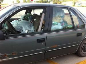 Jorok, Mobil Isinya Sampah