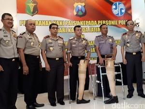 Kapolda Jatim Imbau Anggotanya Berobat ke RS Samsuri Mertodjoso