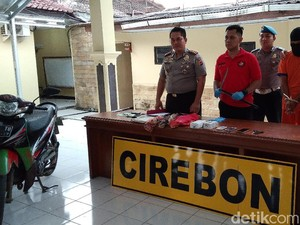 Polisi Tembak Si Kodok Panglima Berandal Bermotor di Cirebon