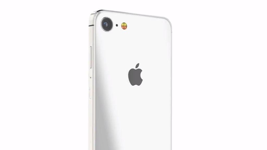 Dimensi iPhone SE 2 masih seperti pendahulunya. Foto: Internet