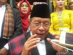 Menko Darmin: Ada Usul Jokowi Juga Diberi Marga Siregar