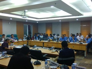 Rapat dengan BKD DKI, 3 Anggota DPRD Tolak Jumlah Tim Gubernur