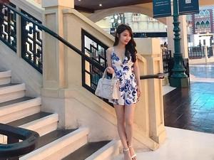 Viral Foto Asisten Dokter Gigi Cantik dan Seksi yang Bikin Pria Jatuh Hati