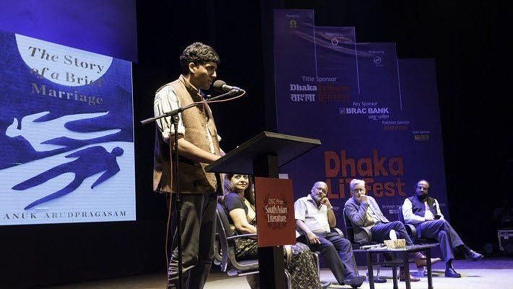 Novel tentang Perang Sipil di Sri Lanka Raih Hadiah Sastra Asia Selatan