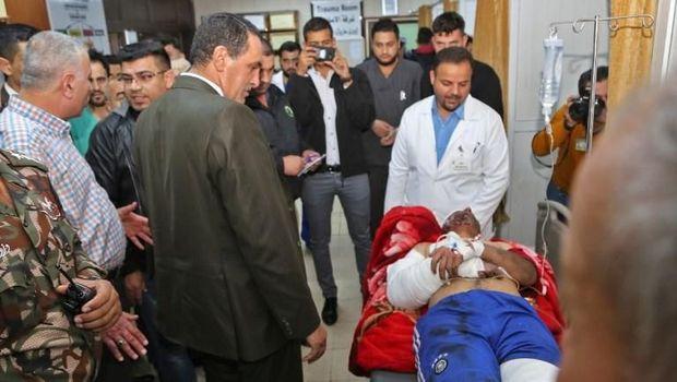 Peristiwa itu terjadi di kota Tuz Khurmatu, sekitar 160 km di utara Baghdad
