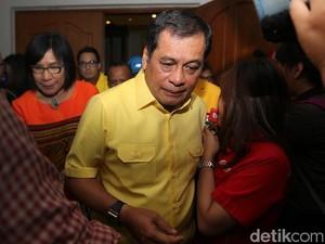 Rapat Pleno Golkar Akan Bahas Calon Ketua DPR Pengganti Novanto