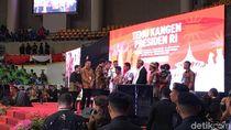Jokowi Pamer Pembangunan di Indonesia ke WNI di Malaysia