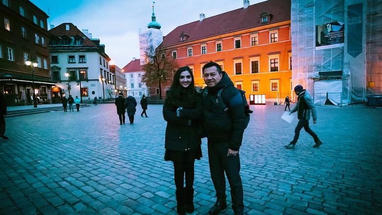 Ashanty Ikut Anang ke Polandia, F-PAN: Nggak Dibiayai Negara