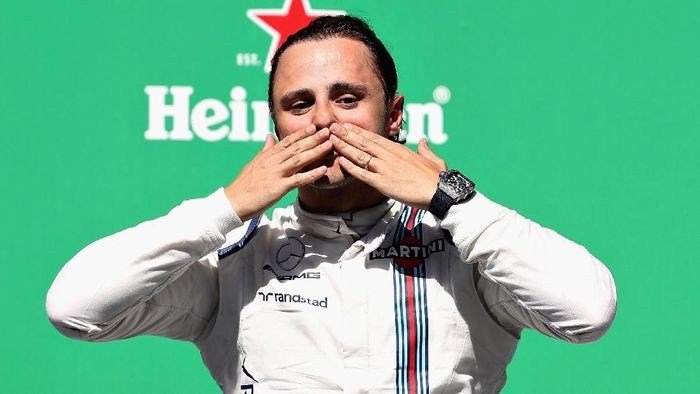 Felipe Massa (Mark Thompson/Getty Images)