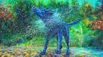 Lukisan Tebal Ini Terdiri dari 800 Liter Cat Minyak