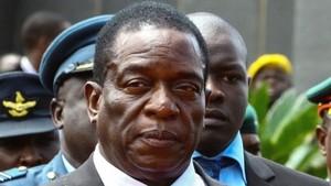 Emmerson Buaya Mnangagwa, Capres Zimbabwe yang Dilatih di China