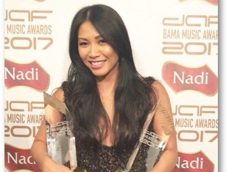 Anggun C Sasmi Merasa Terhormat Raih Penghargaan BAMA Music Awards