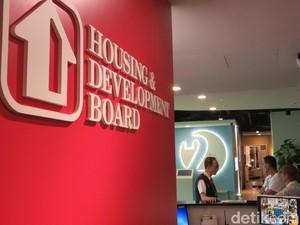 Singapura Jamin Warganya Bisa Punya Rumah, Begini Caranya