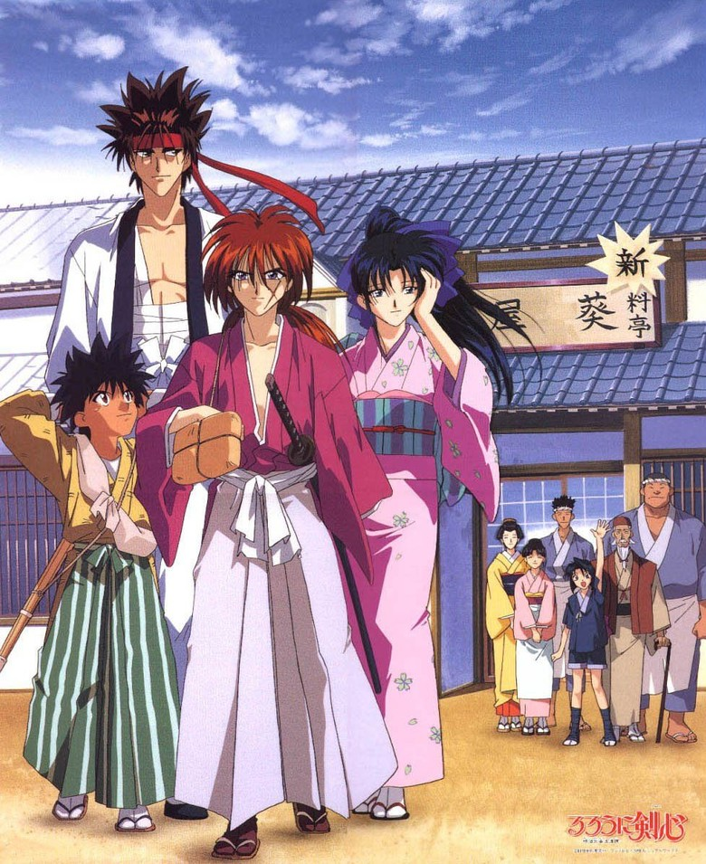 Cerita Rurouni Kenshin dan Kaoru Diadaptasi ke Panggung Musikal