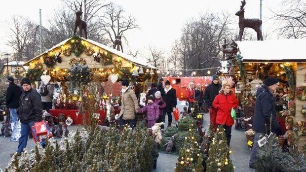 Liburan ke Eropa, Ini Pasar-pasar Natal Terbaiknya