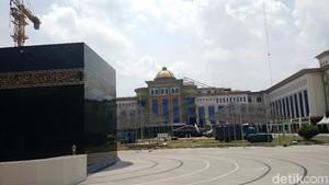 Asrama Haji Medan Bersolek Sambut Relawan untuk Resepsi Kahiyang