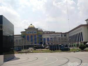 Asrama Haji Medan Bersolek
