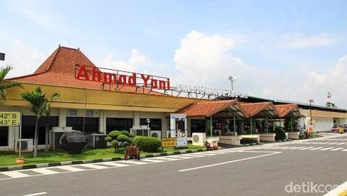 Pembangunan terminal baru Bandara Ahmad Yani Semarang