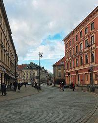 Salah satu sudut di Kota Tua Warsawa (Instagram/bezborodova.anastasiya)