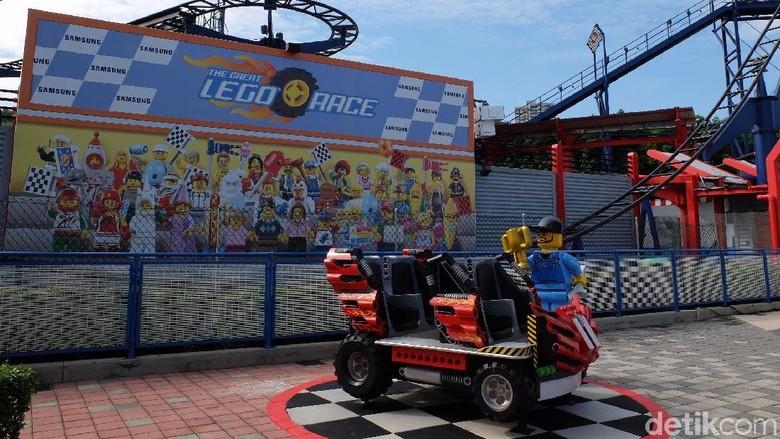 Legoland Theme Park Malaysia (Avitia Nurmatari/detikTravel)
